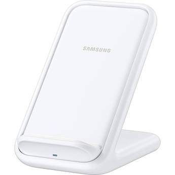 Samsung 15W Qi-Certified Fast Charge Wireless Charging Stand (White)