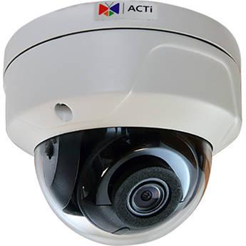 ACTi A71 4MP Outdoor Network Dome Camera