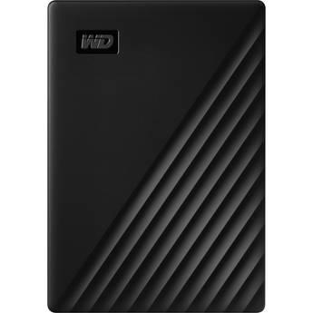 WD 4TB My Passport USB 3.2 Gen 1 External Hard Drive (2019, Black)