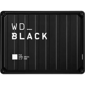 WD 5TB WD_BLACK P10 Game Drive