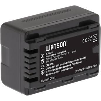 Watson VW-VBT190 Lithium-Ion Battery Pack (3.6V, 1780mAh)