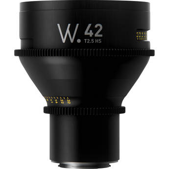 Whitepoint Optics High-Speed 42mm T2.5 Prime Lens (Canon EF, Meters)