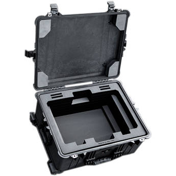 "Jason Cases Hard Case with Custom Foam for Atomos Sumo 19"" Monitor"