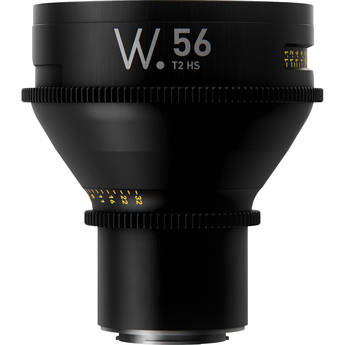 Whitepoint Optics High-Speed 56mm T2.5 Prime Lens (Canon EF, Feet)