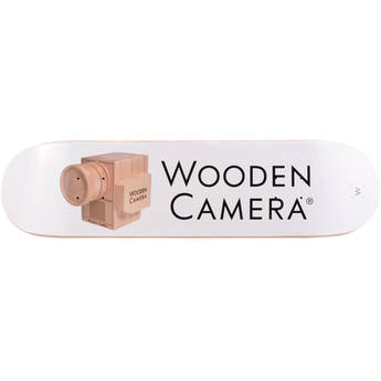 "Wooden Camera Skateboard Deck (8.5"")"