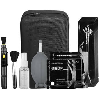 Movo Photo Deluxe Essentials Camera Sensor Cleaning Kit