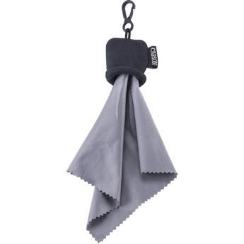 Carson Stuff-it Microfiber Cloth (Black)