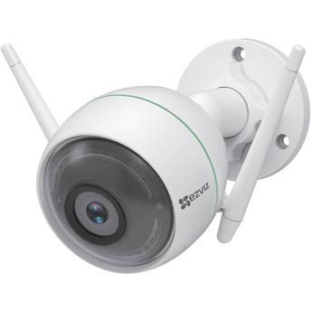 EZVIZ C3WN 1080p Outdoor Wi-Fi Bullet Camera with Night Vision