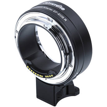 Commlite Electronic Autofocus Lens Mount Adapter for Canon EF or EF-S-Mount Lens to Canon RF-Mount Camera