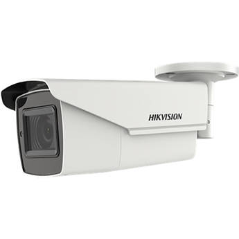 Hikvision TurboHD DS-2CE16H0T-AIT3ZF 5MP Outdoor HD Analog Bullet Camera with Night Vision & 2.7-13.5mm Lens