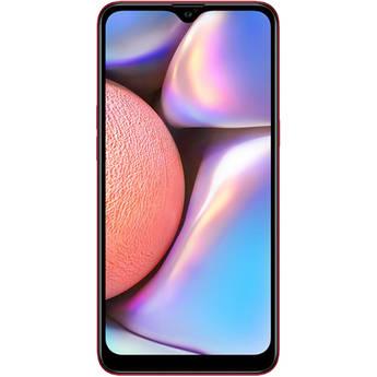Samsung Galaxy A10s A107M Dual-SIM 32GB Smartphone (Unlocked, Red)