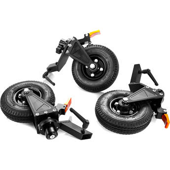 "Inovativ AXIS 8"" Wheel Set with Brakes"