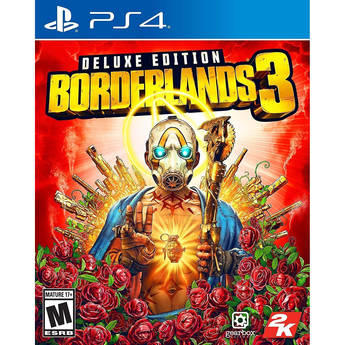 Take-Two Borderlands 3 Deluxe Edition (PS4)