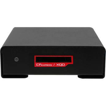 Atech Flash Technology Blackjet TX-1CXQ CFexpress Type B / XQD Thunderbolt 3 Card Reader
