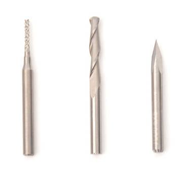 Snapmaker CNC Drill Bits (3 Pieces)