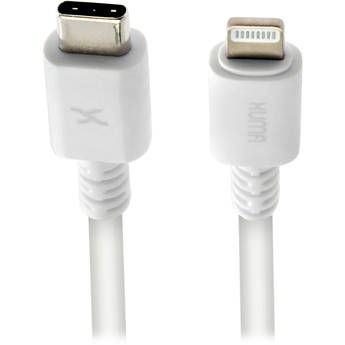 Xuma USB Type-C to Lightning Charge & Sync Cable (6.6')