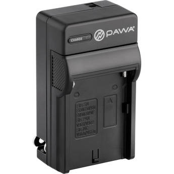 Pawa Compact Charger for Sony NP-F550 Battery