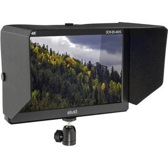 "Elvid FieldVision 8.9"" LCD HDMI/SDI Monitor"