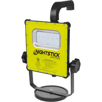 Nightstick XPR-5592GX Intrinsically Safe Rechargeable LED Area Light (Green)