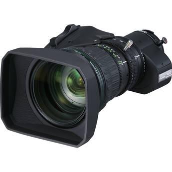Fujinon UA18x7.6BERD 4K UHD 7.6 to 137mm f/1.8 18x ENG Zoom Lens