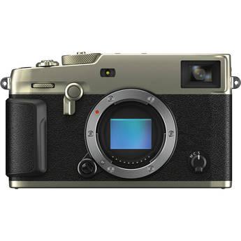 FUJIFILM X-Pro3 Mirrorless Digital Camera (Body Only, Dura Silver)