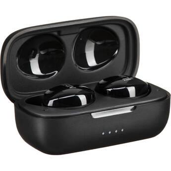 iLuv Bubble Gum Air True Wireless In-Ear Earphones (Black)