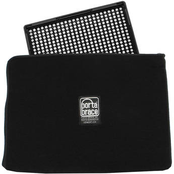 """PortaBrace Zippered Padded Pouch for Onboard Light up to 12"""""""