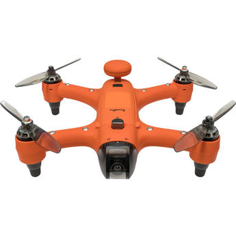 SwellPro Spry+ Compact Waterproof 4K Drone