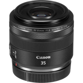 Canon RF 35mm f/1.8 IS Macro STM Lens