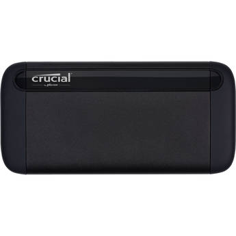 Crucial 1TB X8 External USB 3.2 Gen 2 Type-C Solid-State Drive