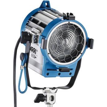 ARRI 650W Plus Tungsten Fresnel (120-240 VAC)