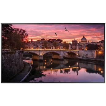 "Samsung QB55R 55"" Class HDR 4K UHD Commercial Smart LED Display"