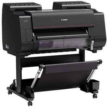 "Canon imagePROGRAF Pro-2100 24"" Professional Photographic Large-Format Inkjet Printer"