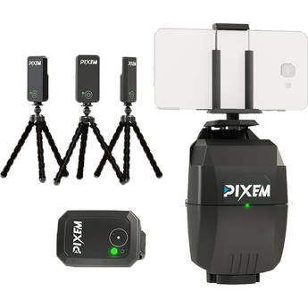 Move N See PIXEM Robot Cameraman