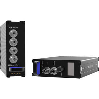 Theatrixx Technologies 3G-SDI Line Delay, Up To 2700 Ms  60 Hz