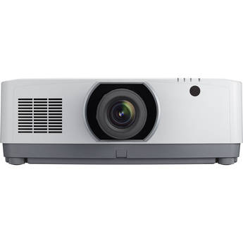 NEC NP-PA703UL 7000-Lumen WUXGA LCD Professional Installation Laser Projector with NP41ZL Lens