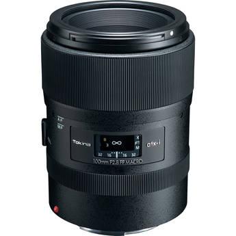 Tokina atx-i 100mm f/2.8 FF Macro Lens for Canon EF