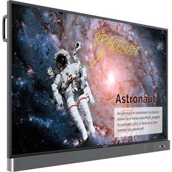 "BenQ RM6502K 65"" Class 4K UHD Educational Touchscreen LED Display"