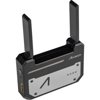 Accsoon CineEye Wireless Video Transmitter with 5 GHz Wi-Fi for up to 4 Mobile Devices