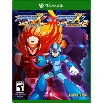 Capcom Mega Man X Legacy Collection 1 & 2 (Xbox One)