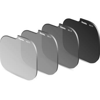 Haida Rear Lens ND Filter Kit for Sigma 14-24mm f/2.8 DG DN Art Lenses for Sony E or Leica L-Mount Cameras