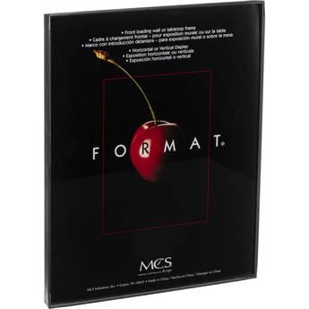 """MCS Format Frame (16 x 20"""", Black)"""