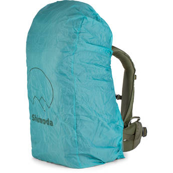 Shimoda Designs 70L Rain Cover for Action X70 Backpack (Nile Blue)