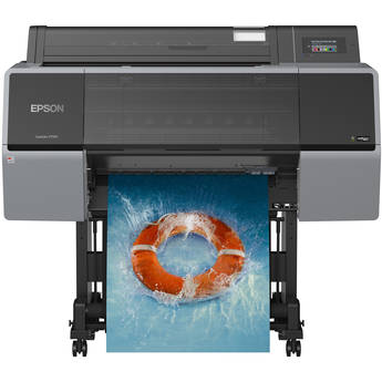 "Epson SureColor P7570 24"" Wide-Format Inkjet Printer"
