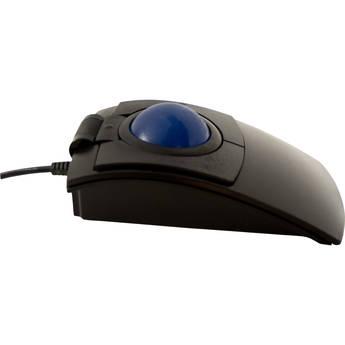 X-keys L-Trac Trackball (Blue/Black)