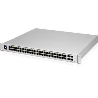 Ubiquiti Networks UniFi Pro PoE 48-Port Gigabit Managed PoE Network Switch with SFP+