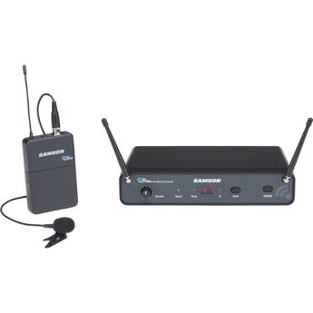 Samson Concert 88x Wireless Lavalier Microphone System with LM5 Lav (D: 542 to 566 MHz)