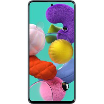 Samsung Galaxy A51 A515F Dual-SIM 128GB Smartphone (Unlocked, Prism Crush Blue)