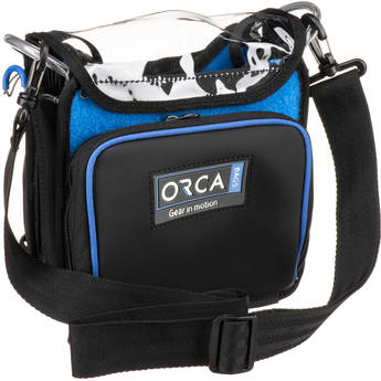 ORCA OR-268 Low-Profile Audio Mixer Bag for Zoom F6
