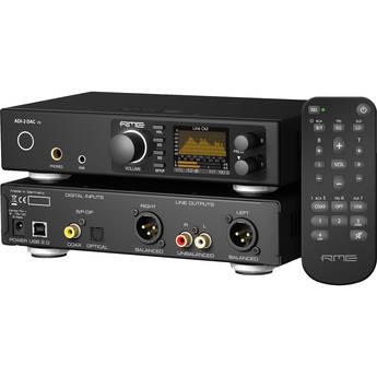 RME ADI-2 DAC FS Ultra-Fidelity PCM/DSD 768 kHz DA Converter
